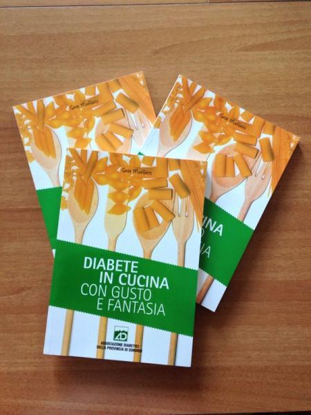 Libro: Diabete in cucina con gusto e fantasia | Associazione ...